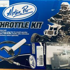 Motion Pro Throttle Kit CR-PRO