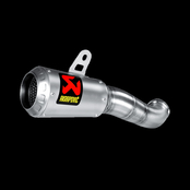 Akrapovic Slip-On Line (SS) MT-03 2015-2018 YZF-R3 2019-