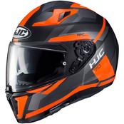 HJC i70 Elim - Grå/Orange