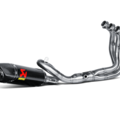 Akrapovic Racing Line Carbon