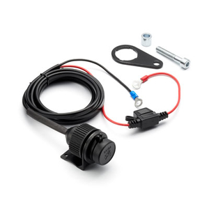 12V DC Outlet MT-09 (laddare, mobil, gps etc)