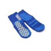 Barnsockor Racing Blue